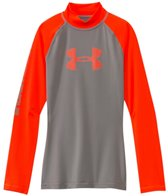 Under Armour Boys' Defender L/S Rashguard 8yrs-20yrs)