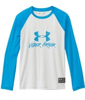 Under Armour Boys' Slasher L/S Surf Tee (8yrs-20yrs)