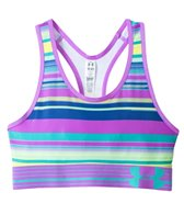 Under Armour Girls' Alpha Printed Sports Bra (6yrs-20yrs)