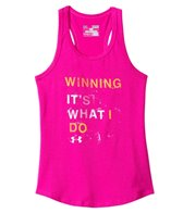 Under Armour Girls' Winning Tank (6yrs-20yrs)