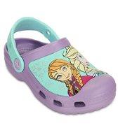 Crocs Girls' Frozen Clog