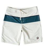 United By Blue Men's Classic Stripe Boardshort