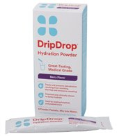Drip Drop Hydration Powder (4 Pack, 21g)