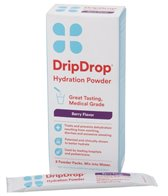 Drip Drop Hydration Powder (8 Pack, 10g)