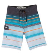 Billabong Boys' All Day X Stripe Boardshort (8yrs-14yrs+)