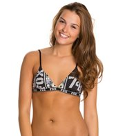FOX Slam Fixed Triangle Bikini Top