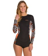 O'Neill Women's Skins L/S Surf Spring Suit