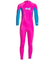 O'Neill Toddler Girls' O'Zone Back Zip Fullsuit