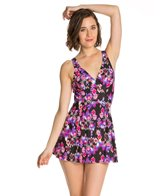 Maxine Diamond Diva Empire Swimdress