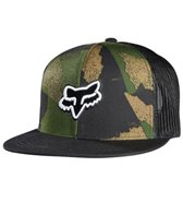 FOX Men's Carnage Camo Snapback Hat