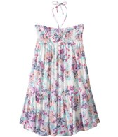 O'Neill Girls' Penelope Floral Halter Dress (7yrs-14yrs)