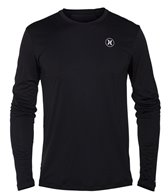 Hurley Men's Dri-Fit Icon L/S Surf Tee
