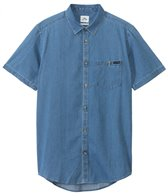 Rusty Men's Carter S/S Shirt