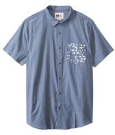 Reef Men's Barbadozer S/S Shirt