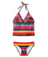 PilyQ Girls' Maya Gypsy Bikini Set (2T-4T)