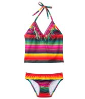 PilyQ Girls' Maya Gypsy Bikini Set (8yrs-14yrs)