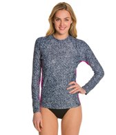 EQ Swimwear Tiki Long Sleeve Rash Guard