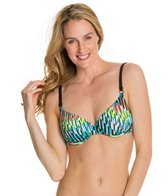Swim Systems Chroma Underwire Push-Up Bikini Top (D/DD)