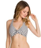Sunsets Coastline Underwire Twist Halter Bikini Top (E/F/G)