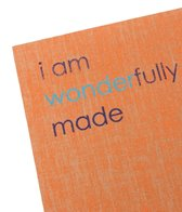 Affirmats I am wonderfully made