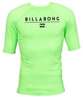 Billabong Boys' All Day S/S Rashguard