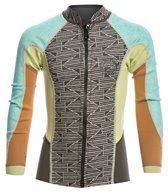Billabong Teen Girls' Peeky Front Zip L/S Jacket