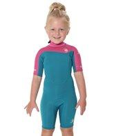 Billabong Toddler Girls' 2MM Synergy Back Zip Spring Suit