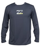 Billabong Men's Chronicle Slice L/S Surf Tee