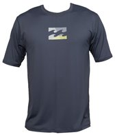 Billabong Men's Chronicle Slice S/S Surf Tee