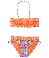 Kensie Girl Grenadines Ruffle Top Two Piece Set (7yrs-14yrs)