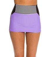 Seea Leucadia Purple Sail Bikini Bottom