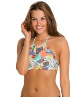 Billabong Heritage Mash Up Reversible Playuela Bikini Top