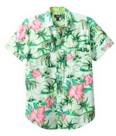 Maui and Sons Men's Aloha Nation S/S Shirt