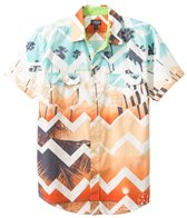 Maui and Sons Men's Cali Life S/S Shirt