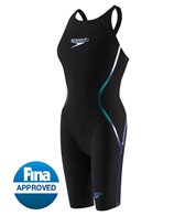 Speedo Women's LZR Racer X Closed Back Kneeskin Tech Suit