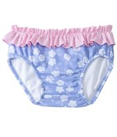 Platypus Australia Girls Baby Sunset Swim Diaper (6M-24M)