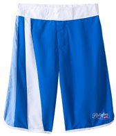 Platypus Australia Girls Sapphire/White Long Boardshort (7yrs-14yrs)