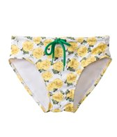 Quid & Buck Yellow Garden Active Brief