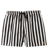 Quid & Buck Vertical Stripe Resort Short