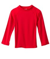 Sunshine Zone Boys' Solid L/S Rashguard (4yrs-7yrs)