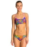 Dolfin Uglies Women's Pixie Two Piece Workout Swimsuit Set
