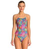 Dolfin Uglies Women's Poppy V-2 Back One Piece Swimsuit