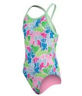 Dolfin Little Dolfin Uglies Gidget Girls' One Piece Swimsuit