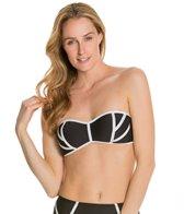 Robin Piccone Britt Scuba Bandeau Bikini Top