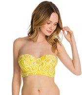 Motel Lemons Sunset Bandeau Bikini Top