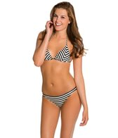 Rusty Samba Triangle Bikini Top Set