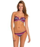 Rusty Seattle Bandeau Bikini Top Set