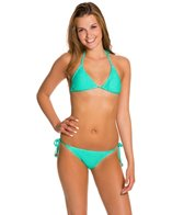 Rusty Bubble Triangle Bikini Top Set