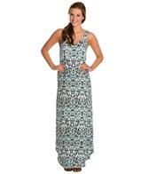 Rusty Tiki Maxi Dress
