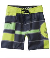 Volcom Boys' Big Mon Boardshort (8yrs-20yrs)